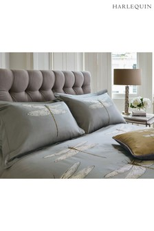 Harlequin Demoiselle Dragonfly Cotton Duvet Cover
