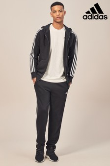 Spodnie do biegania adidas Essential 3 Stripe