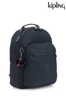 Kipling Navy Clas Seoul Backpack