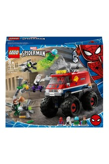 LEGO 76174 Marvel Spider-Man's Monster Truck vs Mysterio Toy