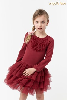 Angel's Face Red Sara Dress