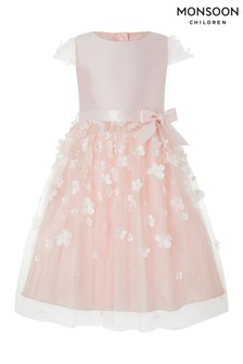 Monsoon Children Pink Amrita Dress