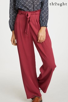 Thought Red Kalmara Trouser
