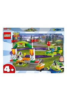 LEGO® Toy Story 4 Carnival Thrill Coaster