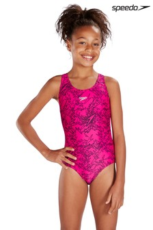 Speedo® Boom All-Over Splashback Swimsuit