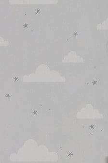 Tapeta z motywem chmur