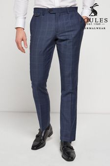 Joules Suit: Slim Fit Trousers