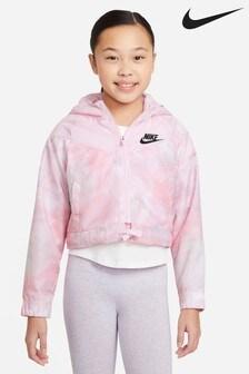 Nike Sportswear Tie Dye Windrunner Jacket