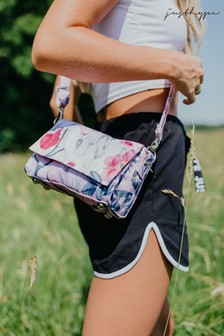 Hype. Womens Pink Blush Keva Cross Body Bag