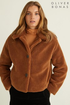 Oliver Bonas Teddy Coat