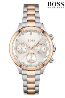 BOSS Ladies Hera Two Tone Watch
