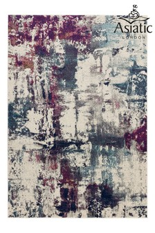 Nova Abstract Rug by Asiatic Rugs