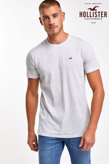 Hollister White Core T-Shirt