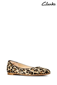 Clarks Leopard Grace Piper Shoe