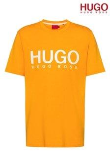 HUGO Orange Dolive 212 T-Shirt