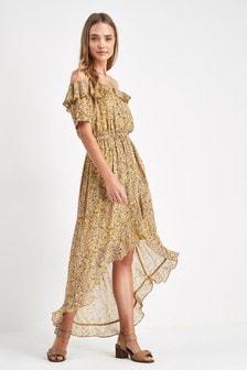 afe4c39b5169f Cold Shoulder Dresses | Chic Cold Shoulder Dresses | Next UK