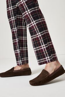 Signature Luxury Suede Moccasins
