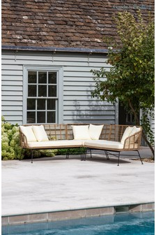 Hampstead Corner Sofa By Garden Trading