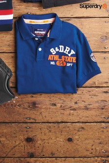 Superdry Blue Classic Poloshirt