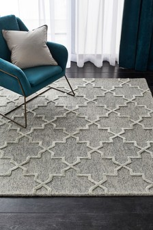 Zell Square Rug