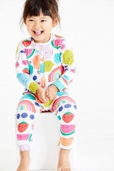 Fruit Print Sleepsuit (9mths-8yrs)