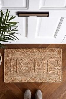 Jute Braided Home Doormat