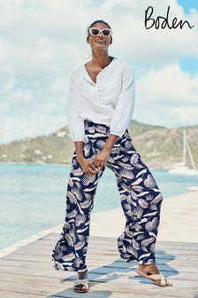 Boden Blue Padstow Trouser