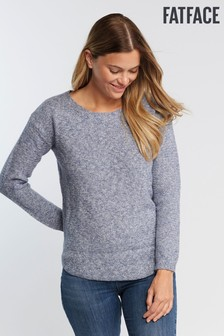 FatFace Blue Harpenden Jumper
