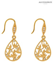 Accessorize Filigree TOL Drop Earrings