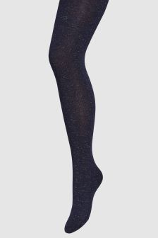 Sparkle Metallic Tights One Pack
