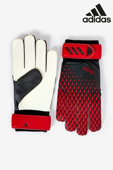 adidas Black Predator 20 Goalkeeper Gloves