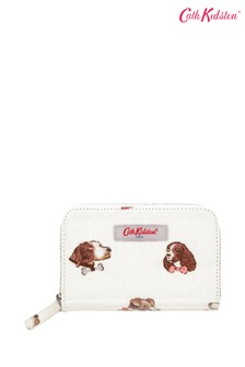 Cath Kidston® Dogs Portraits Pocket Purse
