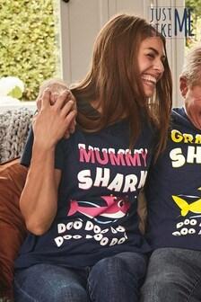 Womens Matching Family Christmas License T-Shirt