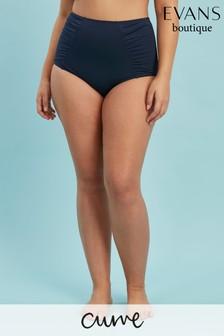 Evans Blue Curve Essential Bikini Brief