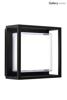 Mulvey Square Outdoor Wall Light by Gallery Direct
