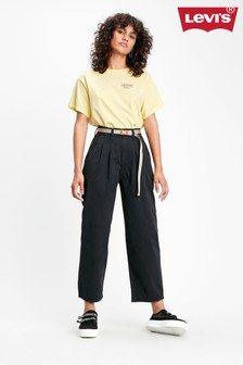 Levi's® Pleated Balloon Leg Boyfriend Trousers