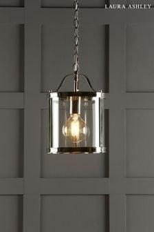 Laura Ashley Harrington 1 Light Lantern Ceiling Light