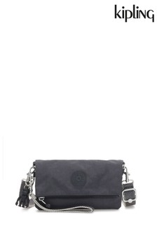 Kipling Dark Grey Lynne Crossbody Bag