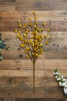 Yellow Artificial Flowers Decorative Accessories Next Uk