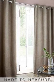 Metallic Geo Made To Measure Curtains