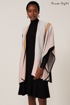Phase Eight Multi Nel Abstract Oversized Cape