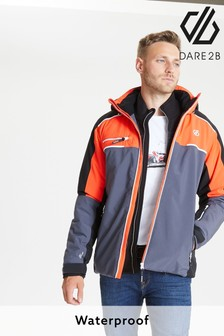 Dare 2b Orange Intermit II Waterproof Ski Jacket