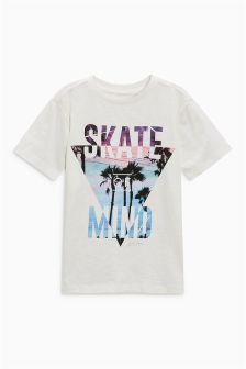 Skate Of Mind T-Shirt (3-16yrs)
