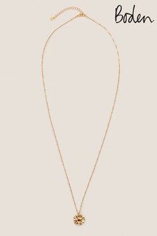 Boden Gold Tone Delicate Necklace