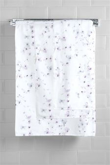 Floral Printed Blossom Towels