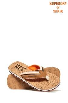 Superdry Roller Flip Flops