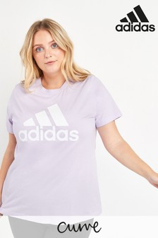 adidas Curve Badge Of Sport T-Shirt