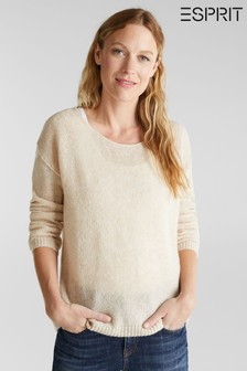 Esprit Brown Basic Sweater