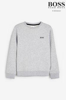 BOSS Grey Sweatshirt