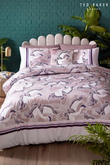 Ted Baker Flighter Birds Cotton Duvet Cover
